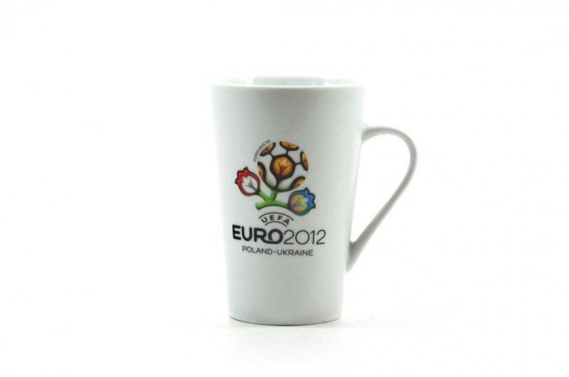 Kubek ceramiczny EURO UEFA 2012 300ml na prezent