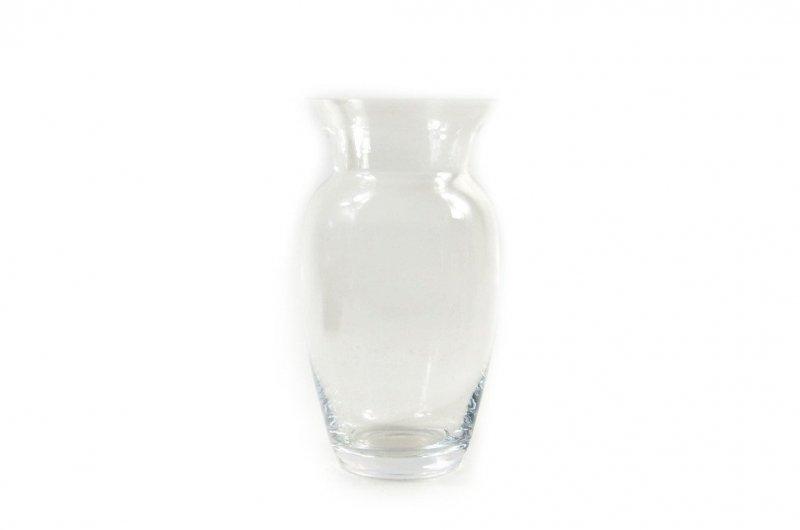 Wazon szklany ozdobny