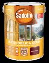 Sadolin Extra lakierobejca 5L MAHOŃ CIEMNY 30 drewna