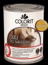 Colorit Olej Do Drewna Tarasów 0,75L BEZBARWNY Z UV 750ml