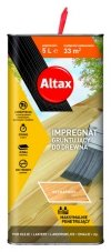 Penetrin Impregnat Grunt-ujący Drewna 5L Altax podkład