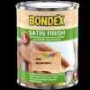 Bondex Satin Finish lakierobejca 0,75L BEZBARWNY ekstremalnie odporna na warunki atmosferyczne