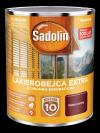 Sadolin Extra lakierobejca 0,75L MAHOŃ CIEMNY 30 drewna