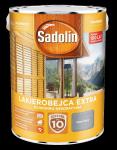 Sadolin Extra lakierobejca 10L SZARY JASNY drewna