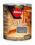 Altax olej do drewna 0,75L ANTRACYT tarasów