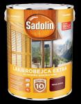 Sadolin Extra lakierobejca 10L MAHOŃ CIEMNY 30 drewna