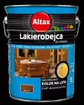 Altax Lakierobejca Drewna 5L PALISANDER niebieska