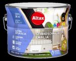 Altax emalia Biały POŁYSK 2,5L akrylowa wodna