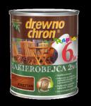 Drewnochron 2w1 Lakierobejca KASZTAN 5L drewna do