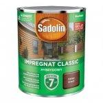 Sadolin Classic impregnat 0,75L CIEMNY ORZECH drewna clasic