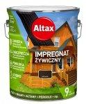 Altax Impregnat 4,5L PALISANDER Żywiczny Drewna Szybkoschnący