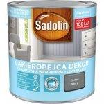 Sadolin Dekor Lakierobejca 1L SZARY CIEMNY drewna