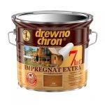 Drewnochron DĄB 2,5L Impregnat Extra drewna do