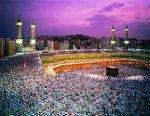 Fototapeta 388x270 8-106 Zabytki Architektura Budowla Miasto Mekka Meczet Kaaba Islam Religia Arabia