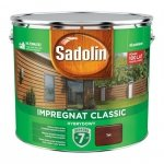 Sadolin Classic impregnat 9L TEK TIK TEAK 3 drewna clasic