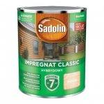 Sadolin Classic impregnat 0,75L BEZBARWNY 1 drewna clasic
