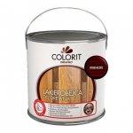 Colorit Lakierobejca Drewna 5L MAHOŃ szybkoschnąca satynowa farba do