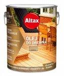 Altax olej do drewna 10L BEZBARWNY UV tarasów