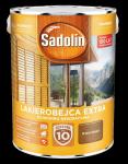 Sadolin Extra lakierobejca 10L ORZECH WŁOSKI 4 drewna