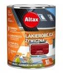 Altax Lakierobejca 0,75L JATOBA Żywiczna Drewna Szybkoschnąca