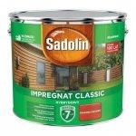 Sadolin Classic impregnat 9L SZWEDZKA CZERWIEŃ 98 drewna clasic