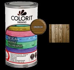 Colorit Bejca Wodna Do Drewna 1L ORZECH  do