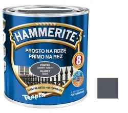 Hammerite Na Rdzę 2,5L CIEMNY SZARY POŁYSK hamerite farba