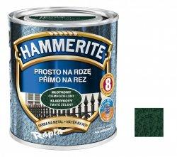 Hammerite Na Rdzę 2,5L CIEMNOZIELONY MŁOTKOWY hamerite farba