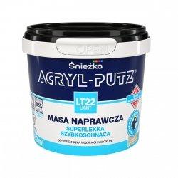 Acryl-Putz LT22 Light 250ml szpachla do dziur Masa naprawcza