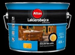 Altax Lakierobejca Drewna 5L SOSNA niebieska