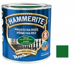 Hammerite Na Rdzę 0,7L ZIELONY LIŚCIASTY POŁYSK hamerite farba