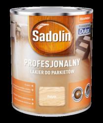 Sadolin Lakier Profesjonalny POŁYSK 0,75L parkietu dulux podłóg drewna