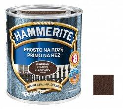 Hammerite Na Rdzę 0,7L BRĄZOWY MŁOTKOWY hamerite farba