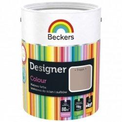 Beckers 5L FRAPPE Designer Colour farba lateksowa
