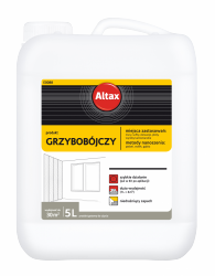 Altax Preparat grzybobójczy 5L Boramon środek