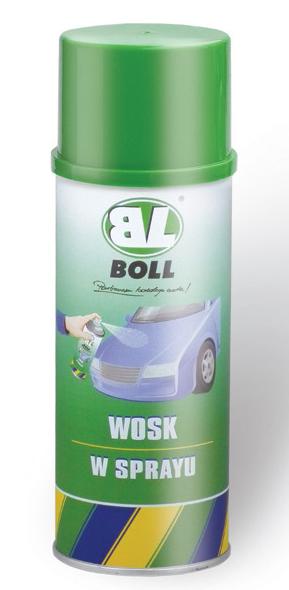 BOLL Wosk Lakieru Spray 400ml Nabłyszczania Konserwowania