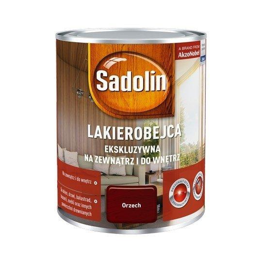 Sadolin Ekskluzywna lakierobejca 0,75L ORZECH drewna