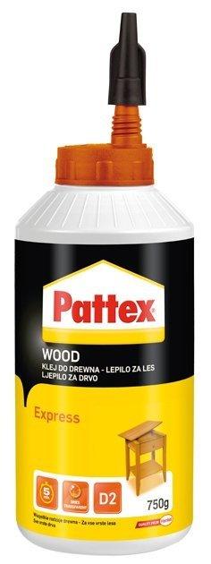 Pattex Express klej do drewna 750g