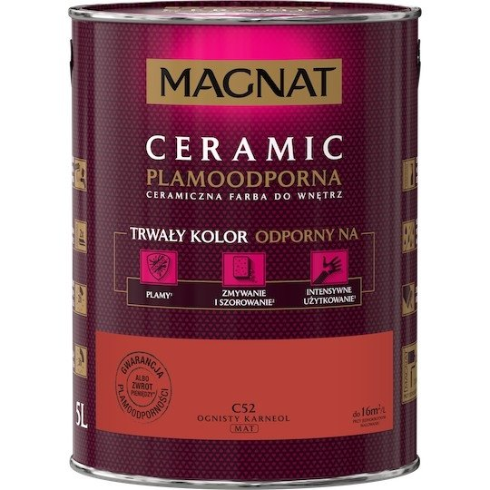 MAGNAT Ceramic 5L C52 Ognisty Karneol