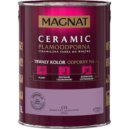 MAGNAT Ceramic 5L C55 Magiczny Almandyn