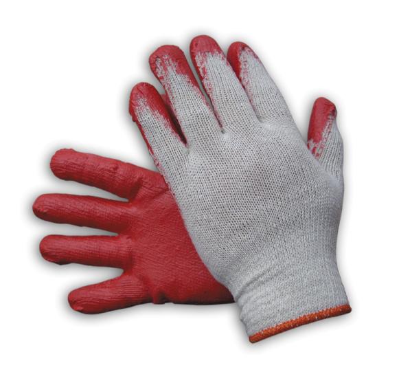 Rękawice Ochronne Wampirki Lateksowe XL Robocze