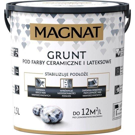 MAGNAT Grunt 2,5L pod Ceramic Care Primer Style Farba Gruntująca