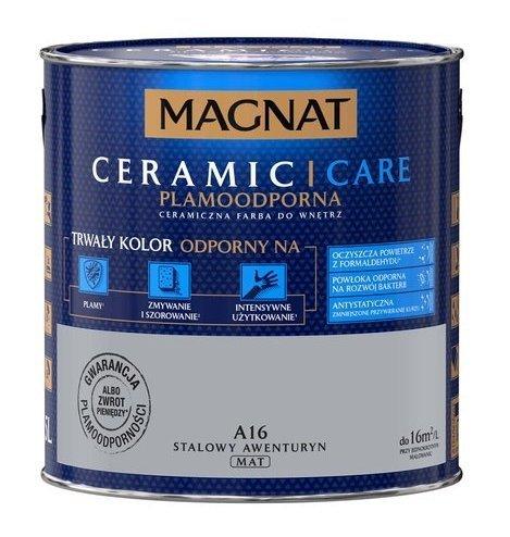MAGNAT Ceramic Care 2,5L A16 Stalowy Awenturyn