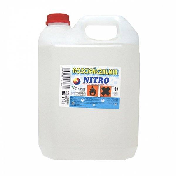 Rozpuszczalnik nitro 5L Cazet rozcieńczalnik