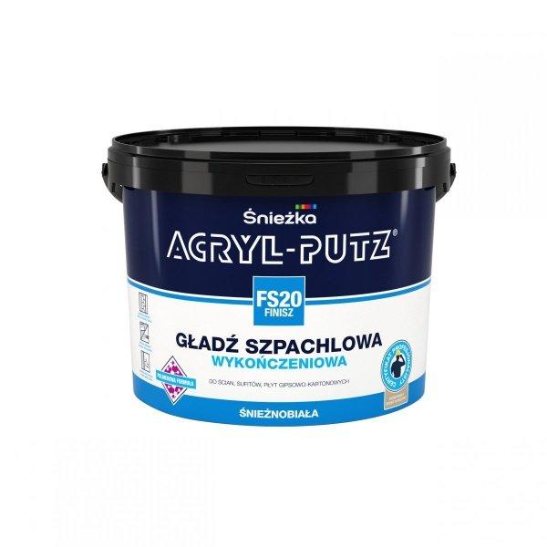 Acryl-Putz Gładź szpachlowa FS20  1,5kg gotowa