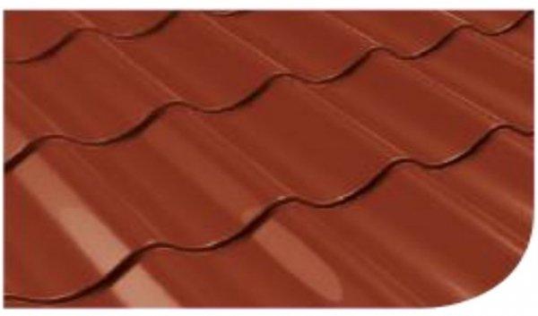 Śnieżka na dach farba Czerwony tlenkowy 5L ND02