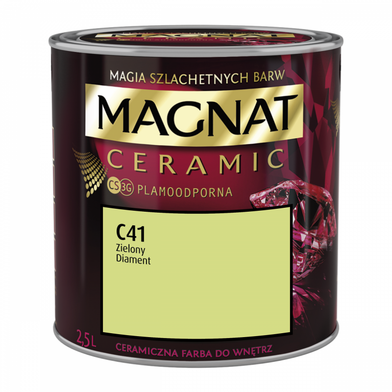 MAGNAT Ceramic 2,5L C41 Zielony Diament