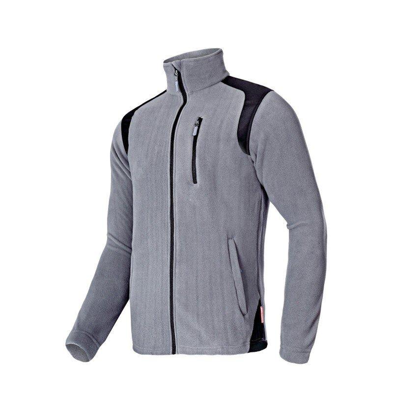 LAHTI PRO Bluza robocza ochronna 2XL polar wzmocniony szary
