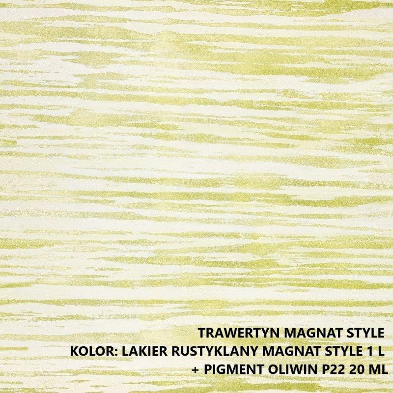 MAGNAT STYLE Trawertyn 10kg drobnoziarnisty tynk