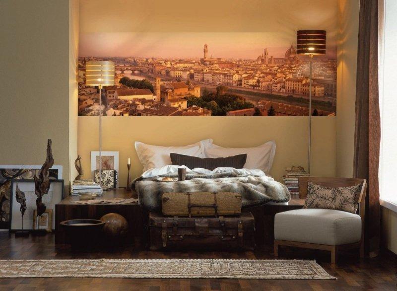 Fototapeta Krajobraz 368x127 4-714 Florencja Miasto Zabytki Architektura Budowle Włochy Toskania